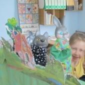 Кукольный театр «Теремок»