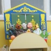 Смотр-конкурс центров театрализованной деятельности детей