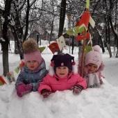 Прогулки зимой