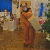 """Интерактивная сказка """"Маша и Медведь"""""""