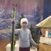 Как зайца лыжи спасли
