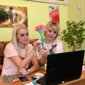 Онлайн встреча с воспитанниками