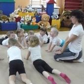 Открытые занятия по физической культуре