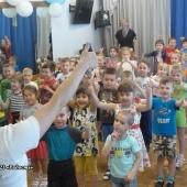 Флеш-моб ко Дню защиты детей