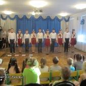 """Агитационное представление для детей от ЮИД """"Светофорики"""""""