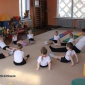 Открытые занятия по оздоровительной физкультуре