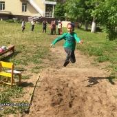 Летняя спартакиада 2018. Прыжки в длину