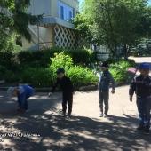 Летняя спартакиада 2018. Прыжки в через скакалку