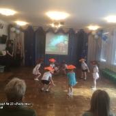 Отчетные концерты по хоровому исполнительству и хореографии