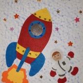 Конкурс поделок ко Дню космонавтики