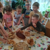 День хлеба в группе №2