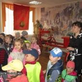 Экскурсия в музей пожарного дела г.Серпухова